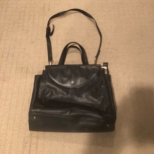 Saturday by Kate Spade Black Leather Bag
